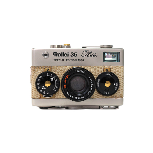 Rollei  35 Platin  special edition  408/444LEICA, 라이카