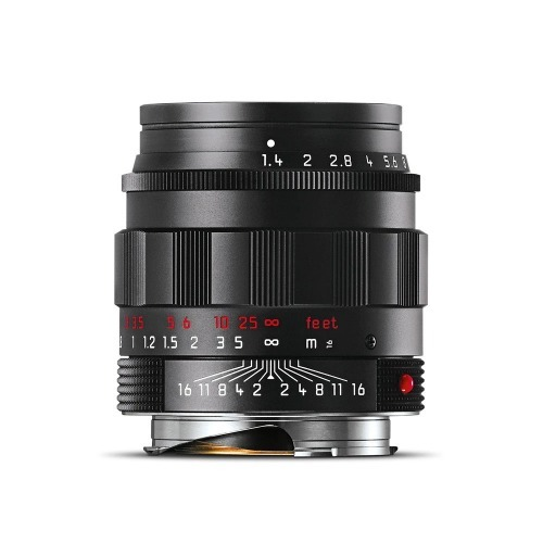 Leica  50mm F1.4 ASPH  Summilux-M  Black Chrome FinishLEICA, 라이카