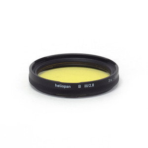 Heliopan  Yellow 8  RIII 전용 LEICA, 라이카