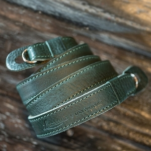 Neck Strap Tazio (no Pad) GreenLEICA, 라이카