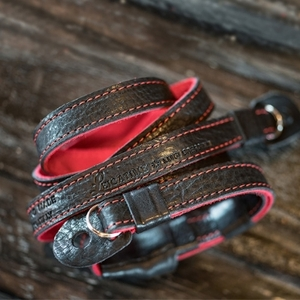 Neck Strap Tazio (no Pad) Black&RedLEICA, 라이카