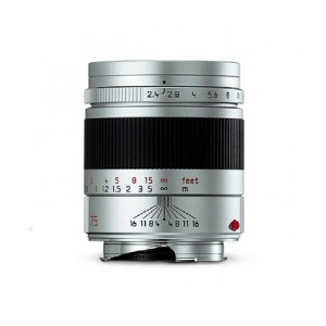 Leica  75mm F2.4  Summarit-M SILVER  신품/정품LEICA, 라이카