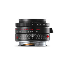 LEICA SUMMICRON-M 35mm f/2 ASPH- Black Chrome Finish LEICA, 라이카